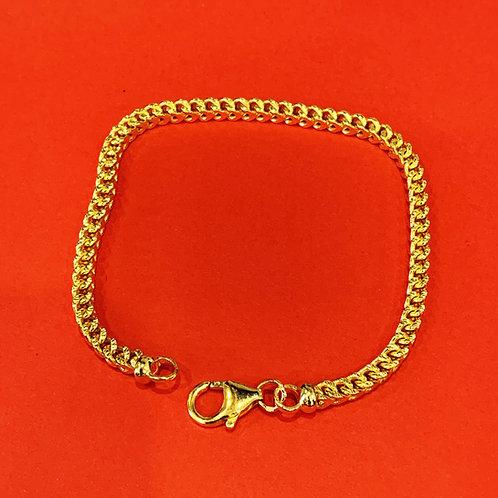 Mens 22ct Gold Bracelet (BR149)