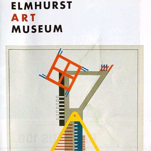 Assaf Evron & Claudia Webershow at Elmhurst Art Museum