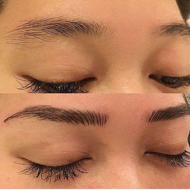 Eyebrow Microblading Melbourne Elka Brows