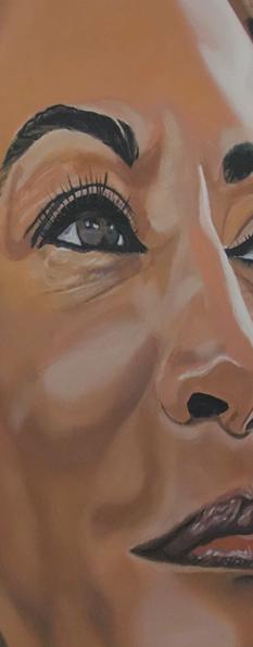 It's A Movement - Kamala Harris Mural