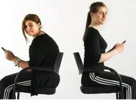 Good posture, what is it and why bother?