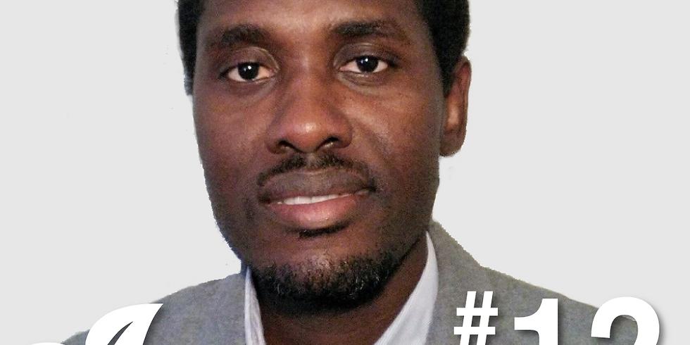Speaker 12: Victor Ogungbe