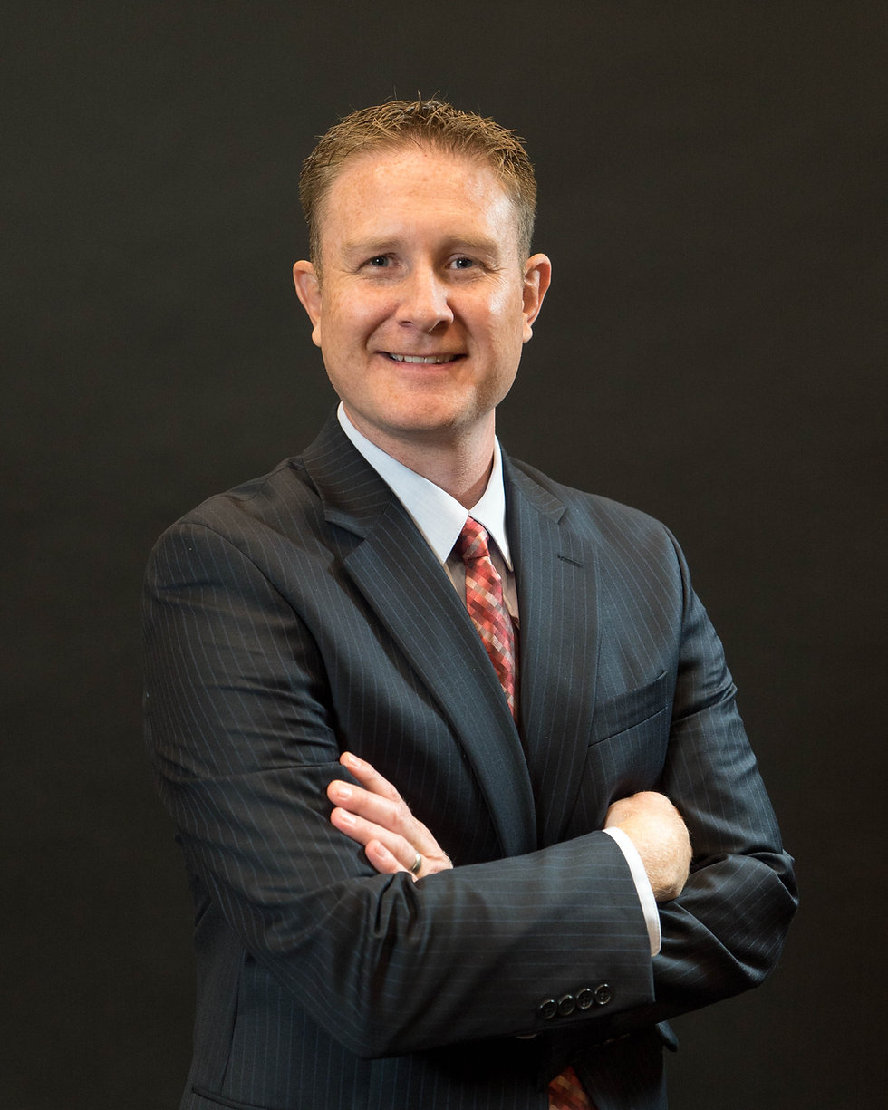 Aaron Sorensen CEO and Founder of APRC