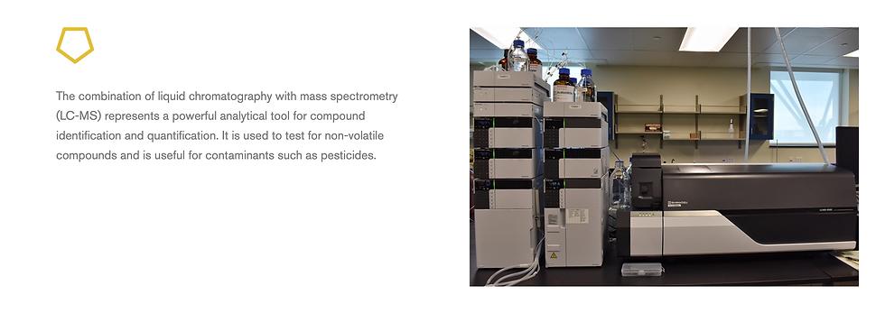 LC-MS science description