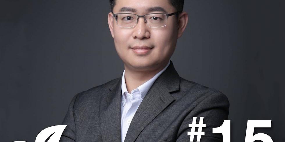 Speaker 15: Derrik Huang