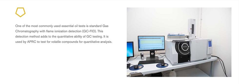 GC-FID science description