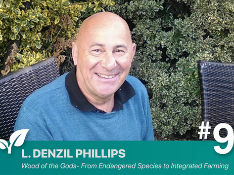 #9 Oudh, Wood of the Gods - From Endangered Species to Integrated Farming By: Denzil Phillips