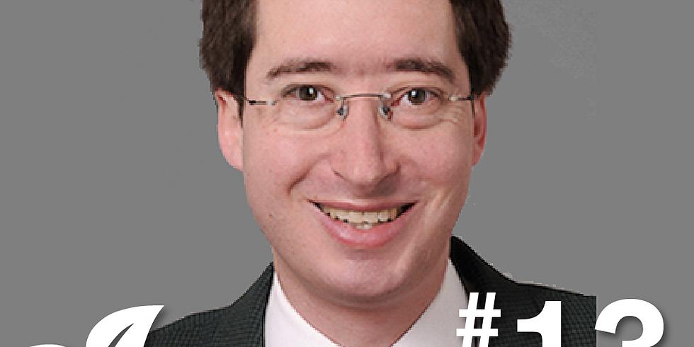 Speaker 13: Martin Hitziger