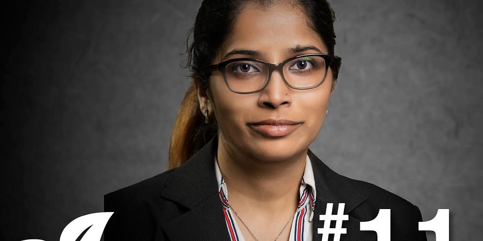 Speaker 11: Priyanka Chitranshi