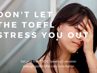 Don't get confused! New Changes to TOEFL speaking question 1