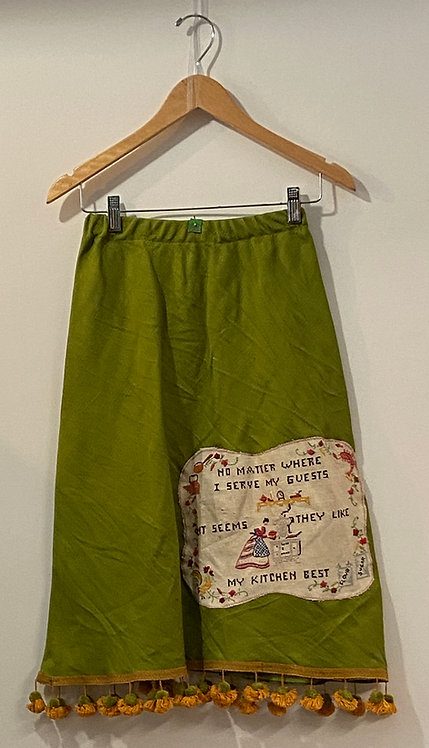 avocado kitchen skirt