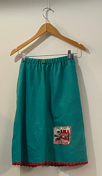 the gay paree skirt