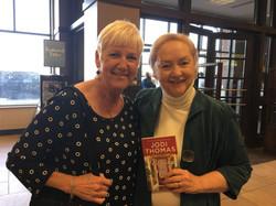 Jodi Thomas Book Signing