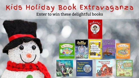 Join the Kids Holiday Book Extravaganza