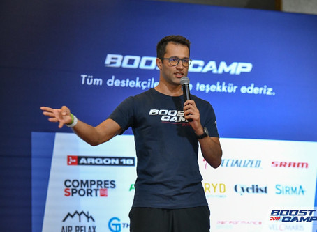BOOSTCAMP Program - Hedef: Olimpik ve Orta Mesafe  Triatlon