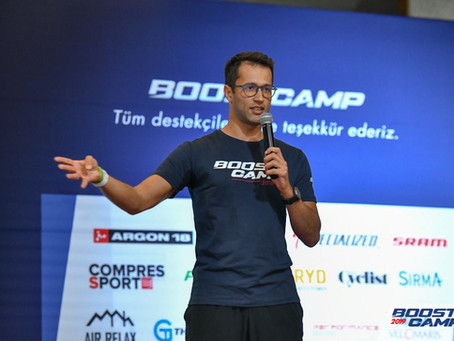 BOOSTCAMP Program - Hedef: Olimpik ve Orta Mesafe  Triatlon
