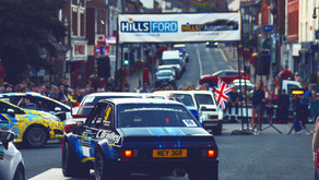 Three Shires Rally Opening Ceremony