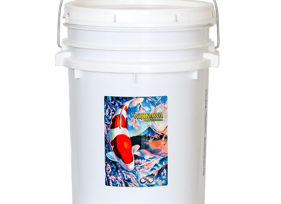 Nijikawa Professional Koi Farm Edition 44lb 5mm Sinking