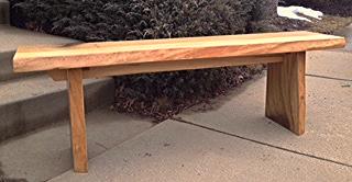 Poplar bench