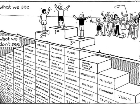 The Real Building Blocks of Resilience