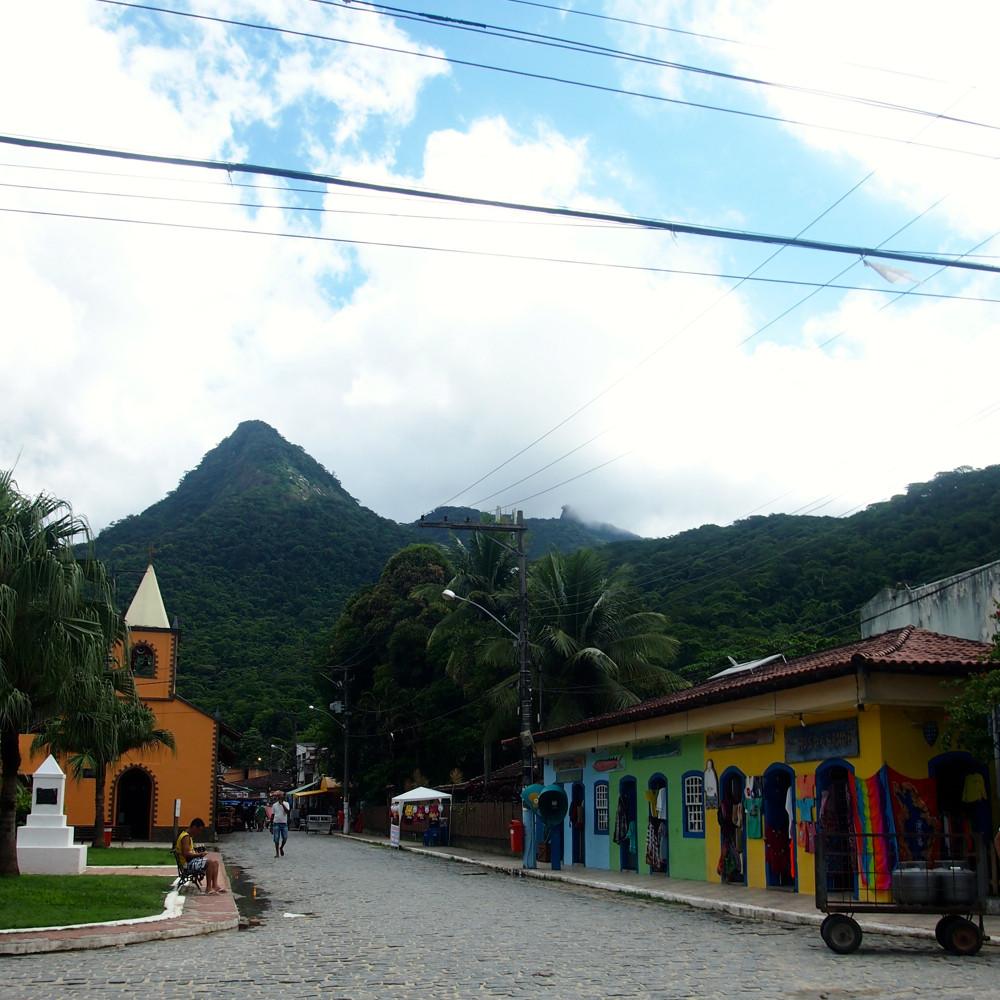 Eglise de Vila do Abraao