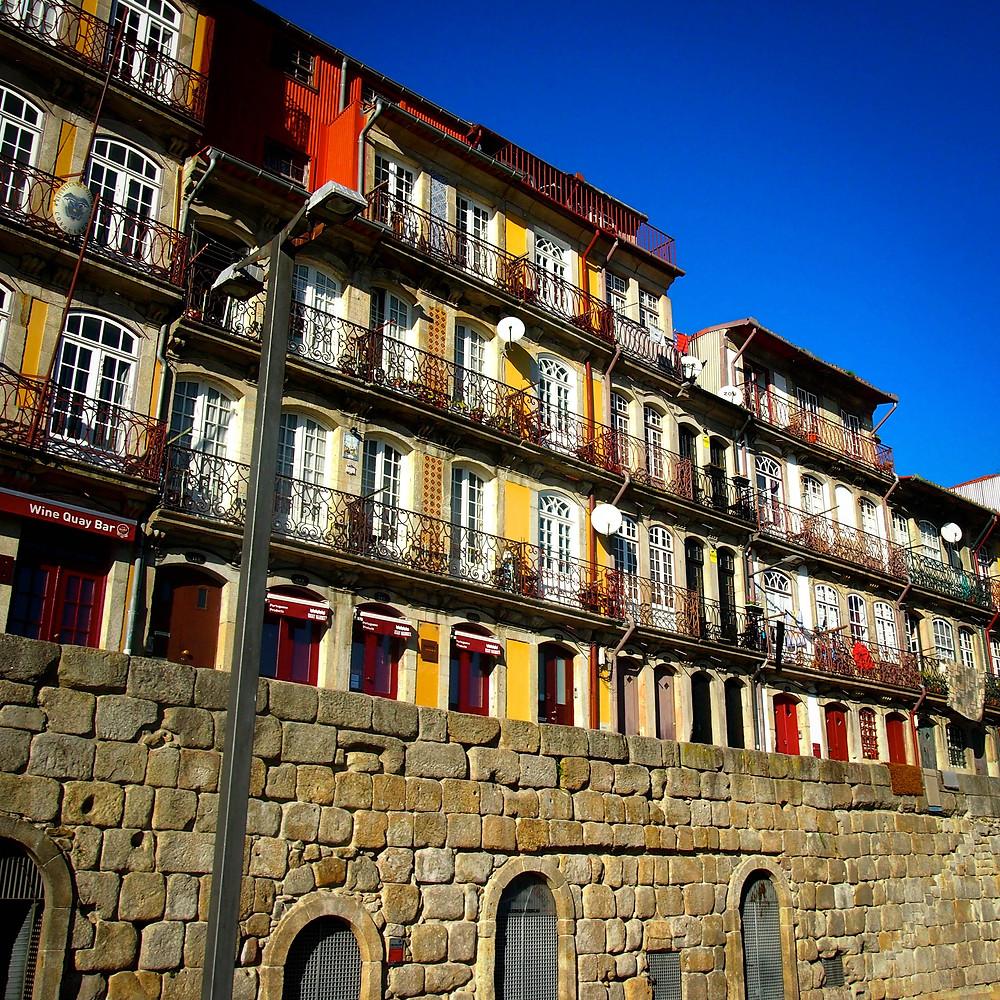 Batiments Porto