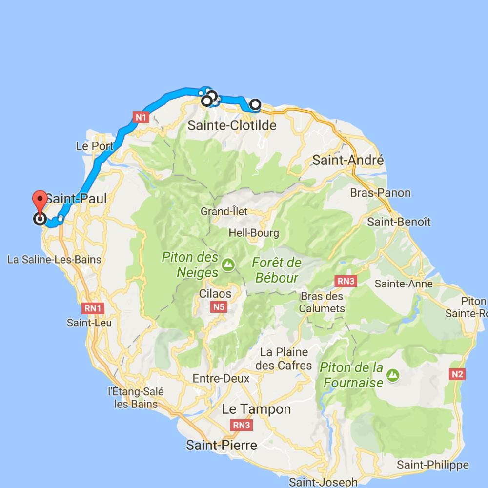 Do Not Forget To Kiss - La Réunion en 2 semaines - Partie 1 : le Nord-Ouest - Voyage, Road Trip, Itinéraire, Vacances, Bon Plan, Randonnée, Paysage, Nature