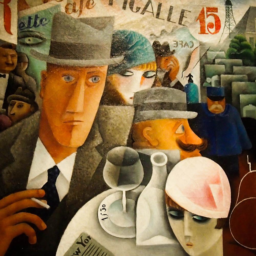 George Gershwin, Un Américain à Paris - Miguel Covarrubas - 1929