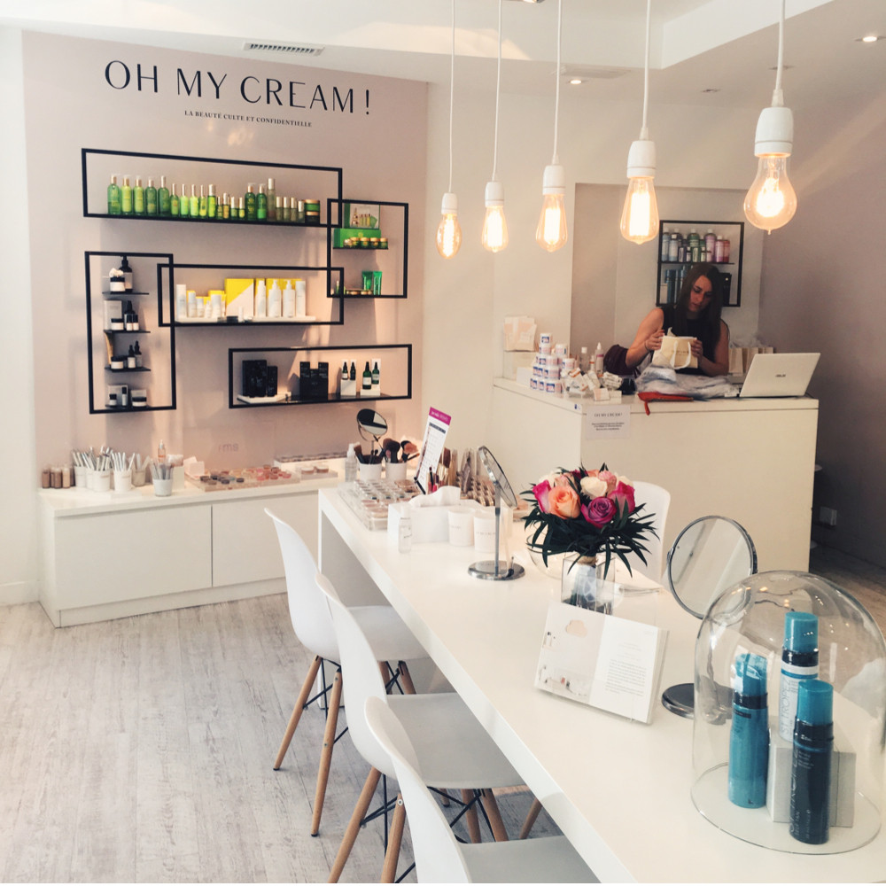 Do Not Forget To Kiss - Oh My Cream ! Elles en ont dans la boutique - Beauty, Concept Store, Where to relax, Skincare, Product, Makeup, Buy, Clean