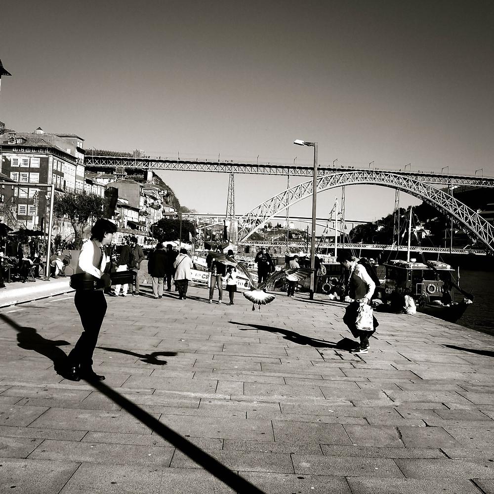 Musiciens Porto