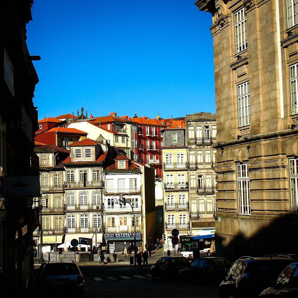 Rues Porto