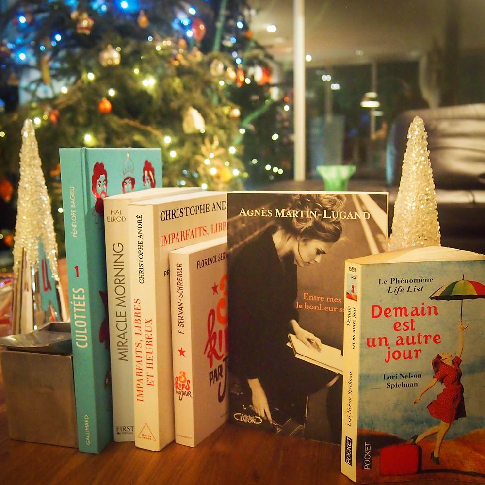 Petite pile de livres