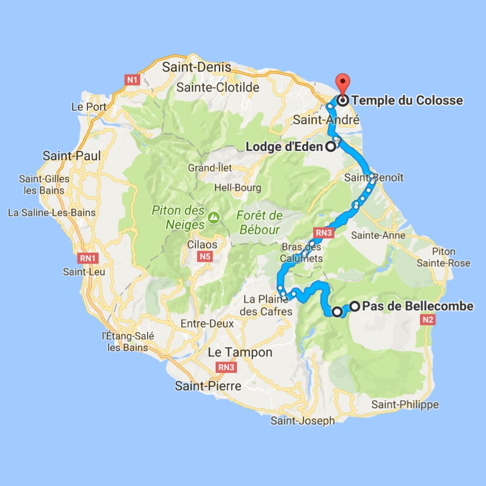 Do Not Forget To Kiss - La Réunion en 2 semaines - Partie 3 : le Centre & L'Est - Voyage, Road Trip, Itinéraire, Vacances, Bon Plan, Randonnée, Paysage, Nature
