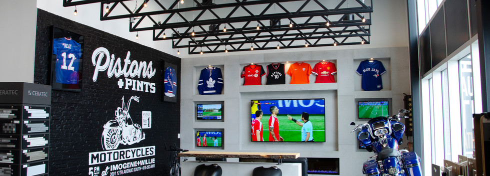 Showroom Man Cave