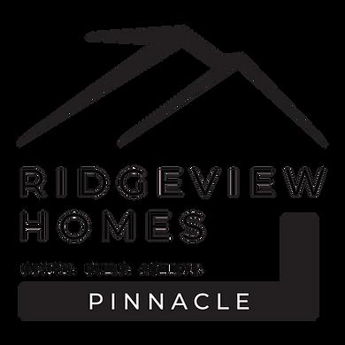 Ridgeivew Homes Pinnacle Logo Black.png
