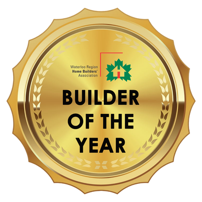 WINNER - WRHBA 2020 GRAND SAM Builder of the Year - Single Detached Home