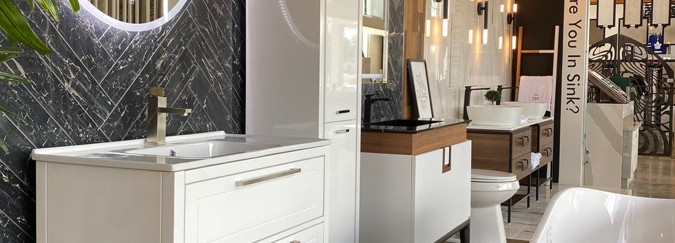 Vanities Display