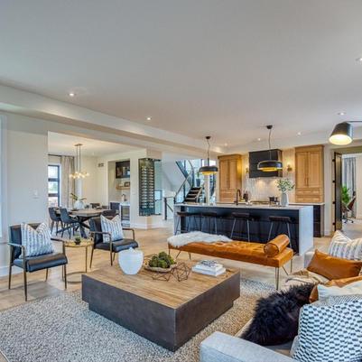 WINNER - WRHBA 2020 GRAND SAM Best Decorating Model Home/Suite