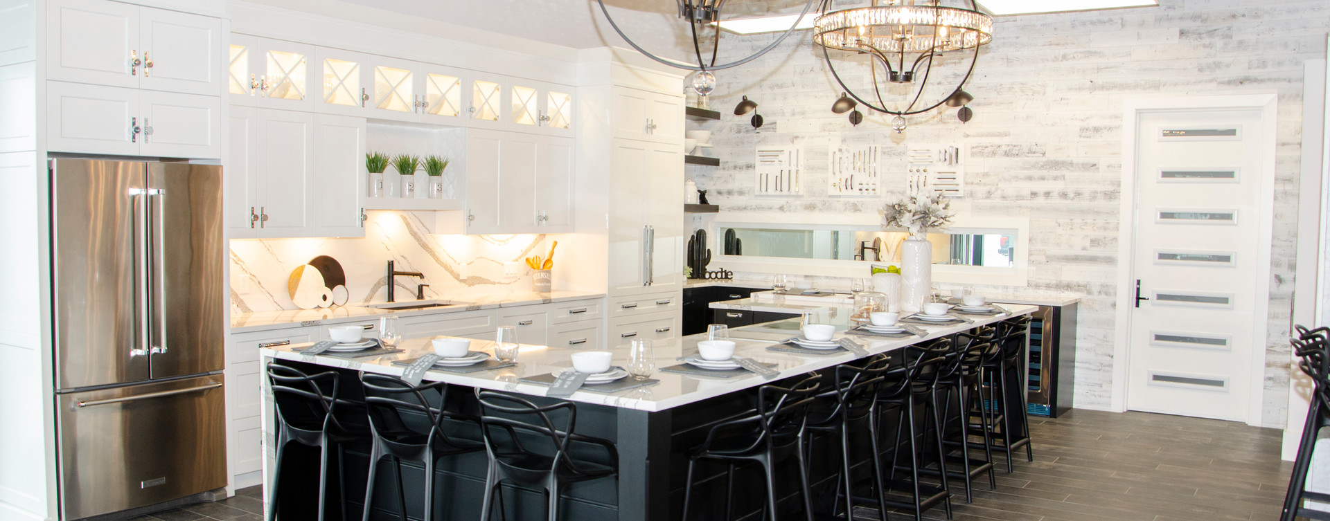 Design Palace Showroom Kitchen