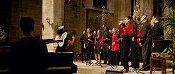 Concert avec l'Atelier Gospel de Fitiavana