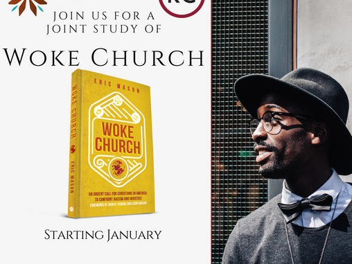 Woke Church Book Study w/Charis