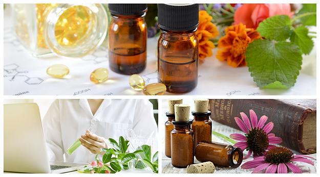 Naturopathie -Homeopathie - Aromatherapi