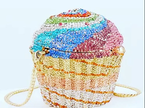 Cupcake Couture Clutch