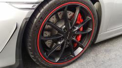 Porsche GT4 Wheel