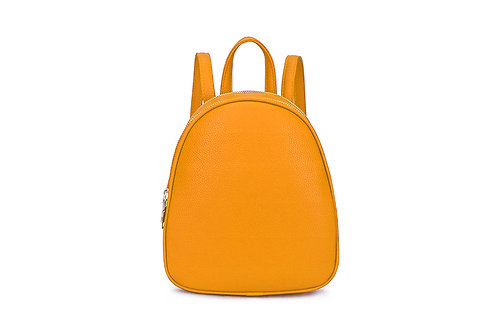 Small Backpack Yellow