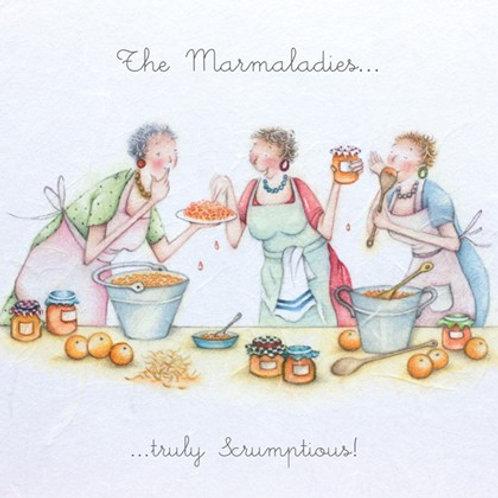 The Marmaladies Bernie Parker Designs