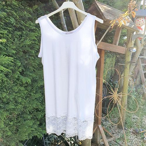 Layering Vest Size 1 White