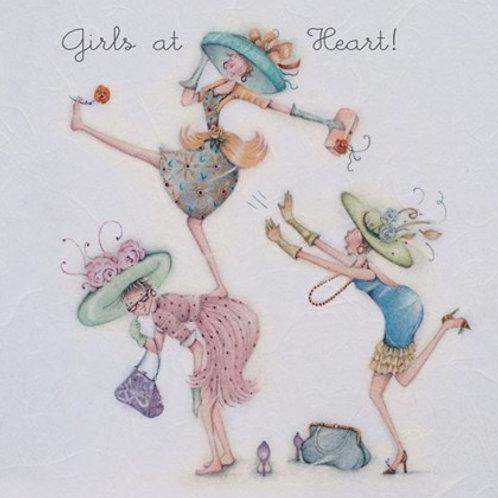 Girls at Heart Bernie Parker Designs