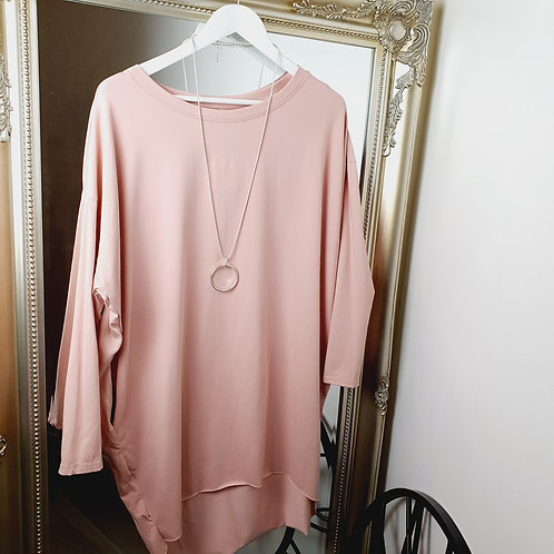 Gemma Basic Light Pink