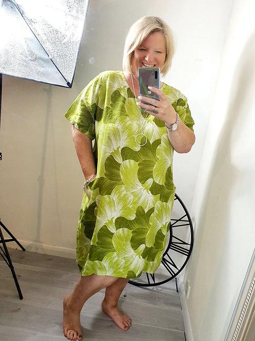 Lily Dress Lime